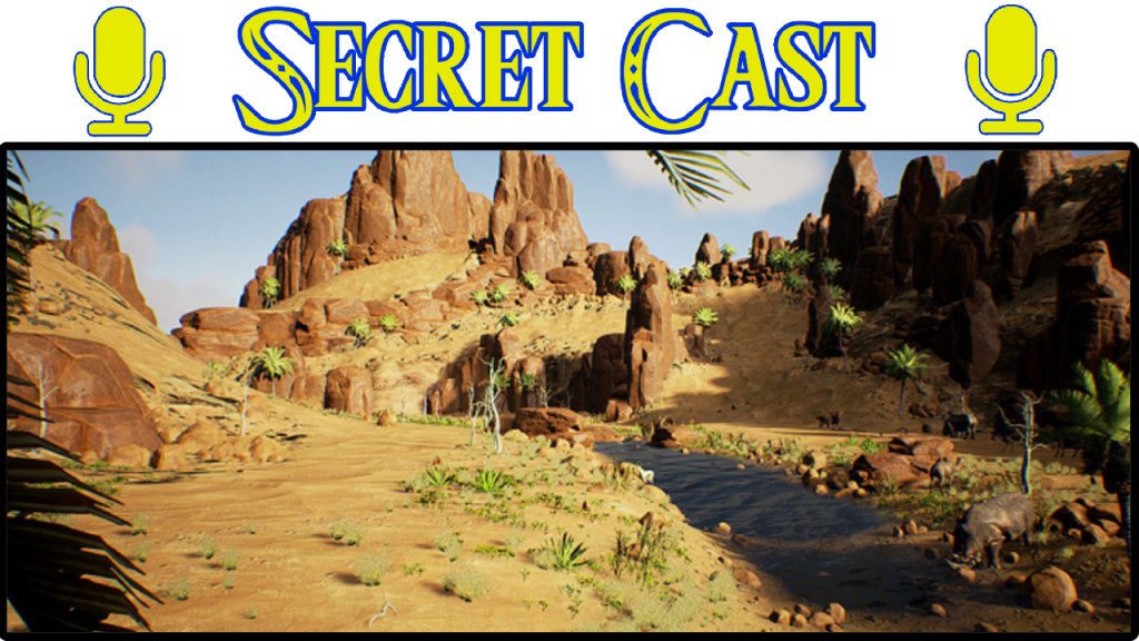 Secret Cast - Empty Thumbnail