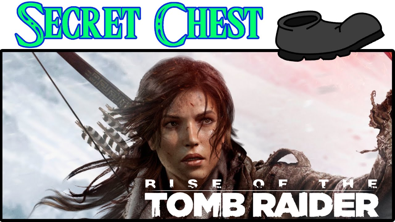 Rise of the Tomb Raider Thumbnail Secret Chest På Sparket