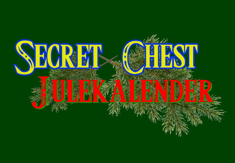 Secret Chest Julekalender 2016 Spill