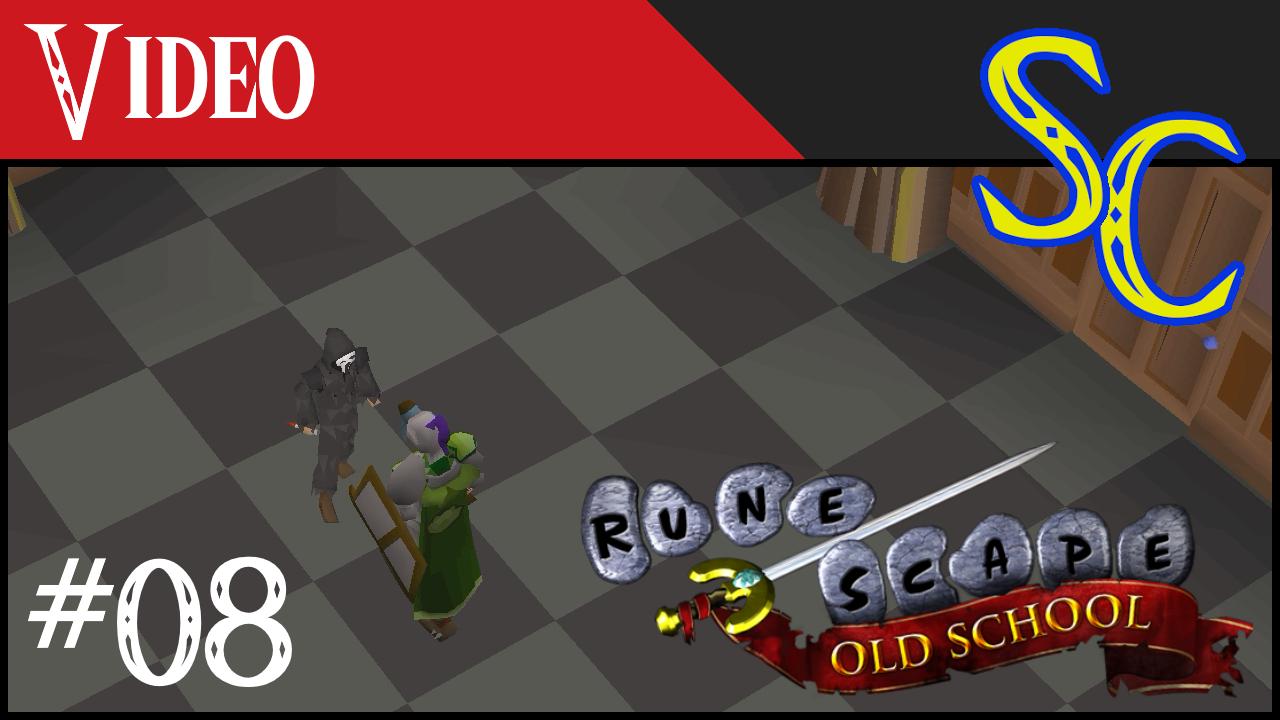 Secret Chest På Sparket Spiller RuneScape Jagex Aleksander Fimreite